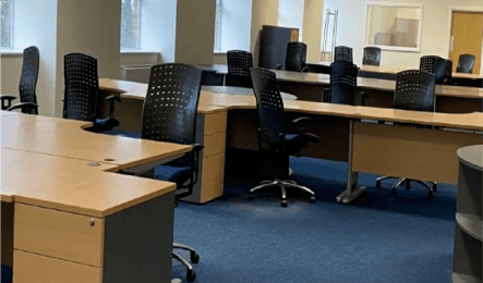 Hot Desking/Co-Working Day Office - Chambers Business Centre