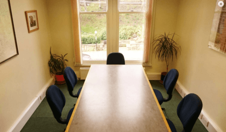 The Foundry Boardroom